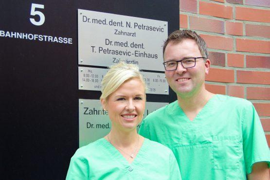 Dr. Petrasevic und Dr. Petrasevic-Einhaus by Chris Kubisch   www.kubisch-design.de